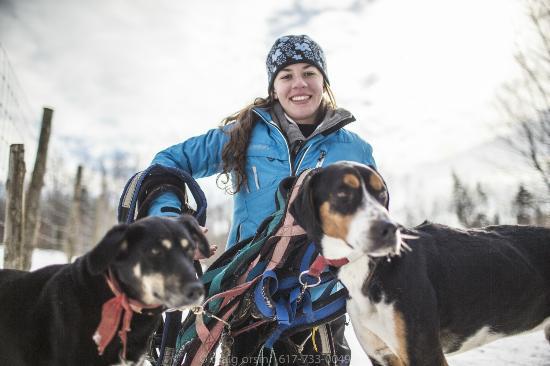 Eden Mills, VT: dog love