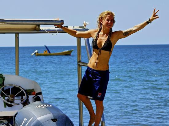 BA Divers: Sabrina