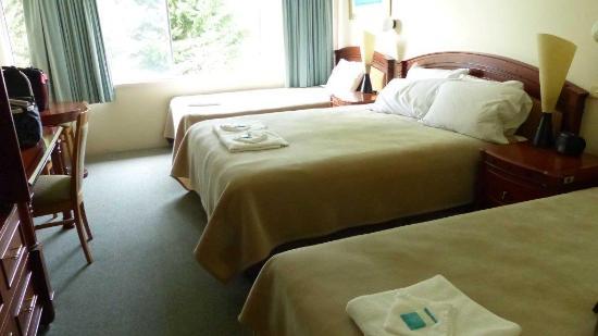 "Bangalee Motel: ""family room"""