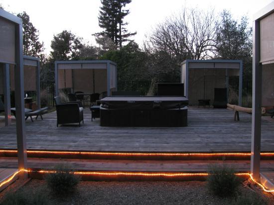Casa Bella: Jacuzzi