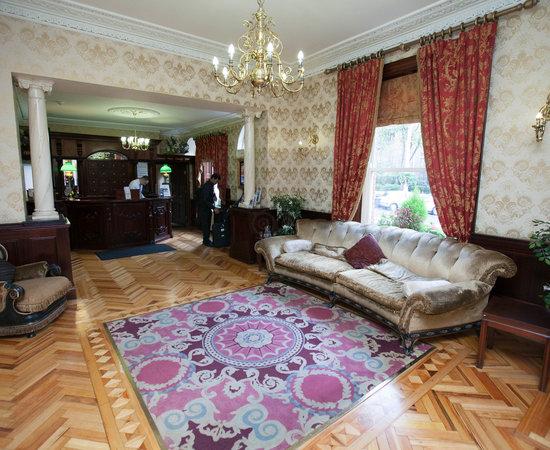 Harcourt hotel dublin irlande voir les tarifs 56 for Chambre hote dublin