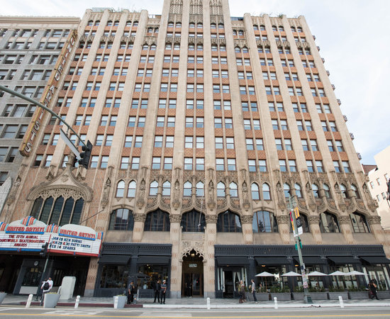 Ace Hotel Downtown Los Angeles Updated 2018 Prices Reviews Ca Tripadvisor