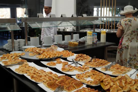 Sharming Inn Hotel: завтрак