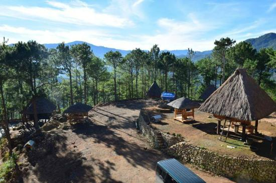 Sagada Bilza Lodging Lodge Hotel Grounds