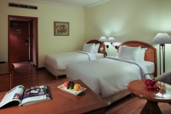 Allium Batam Hotel: Deluxe Room