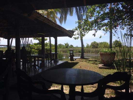 Nam at Bon Ton: Beautiful peaceful setting