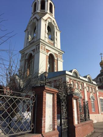 Church of the Holy Martyr Barbara