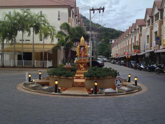 Capannina Inn: Тихая улочка возле отеля