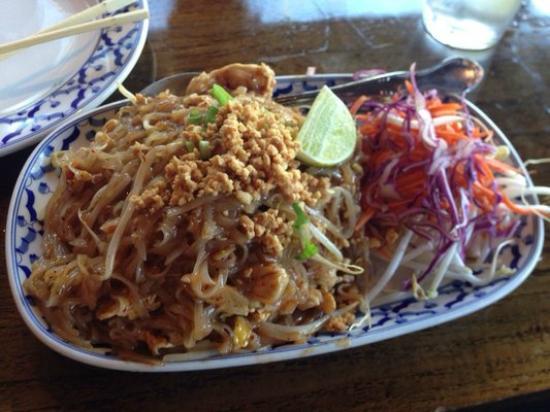 Thai Food In Bellevue Washington