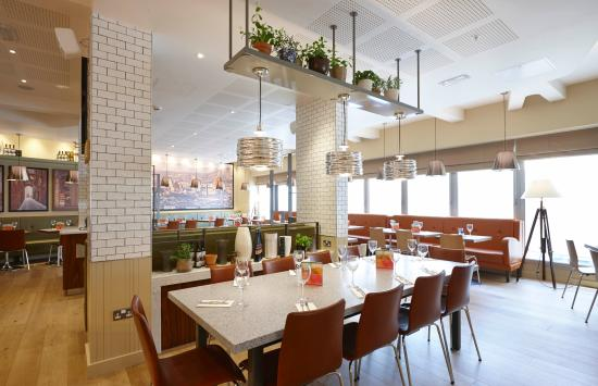 Carluccio's - London, Heathrow T4 (Airside)