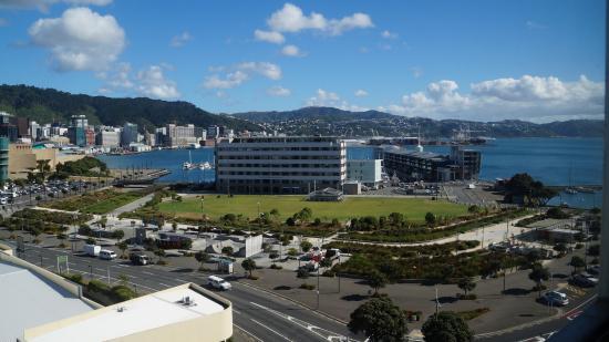 Bay Plaza Hotel: uitzicht