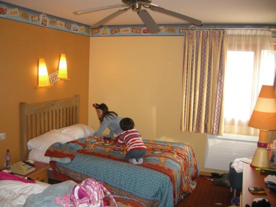 Camere Santa Fe Disneyland : Shampoo e bagnoschiuma di topolino : foto di disneys hotel santa