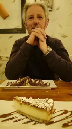 Mo Mambo: Cheesecake