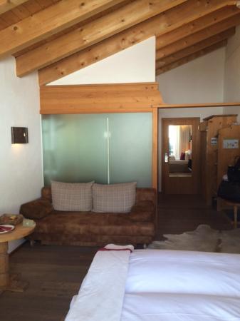 HUBERTUS Alpin Lodge&Spa: Zimmertyp Hochalp