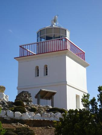 Cape Borda Lighthouse Keepers Heritage Accommodation: Cape Borda Lighthouse