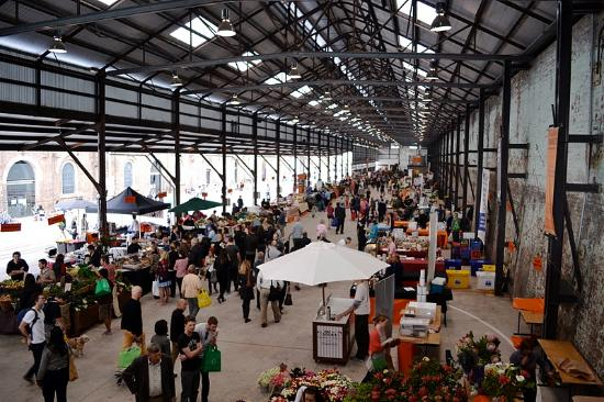 ‪Carriageworks Farmers Market‬