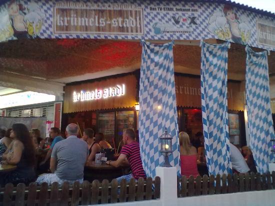 Calvia, Spain: Krumels Stadl Paguera