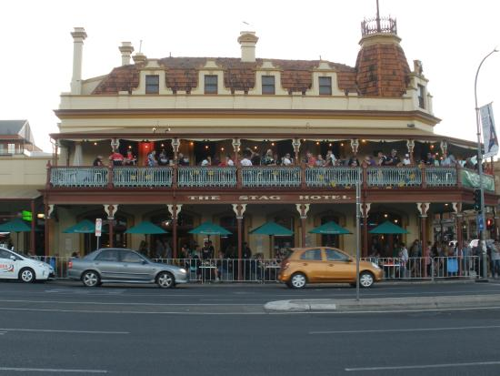 The Stag Hotel: The Stag at Capacity