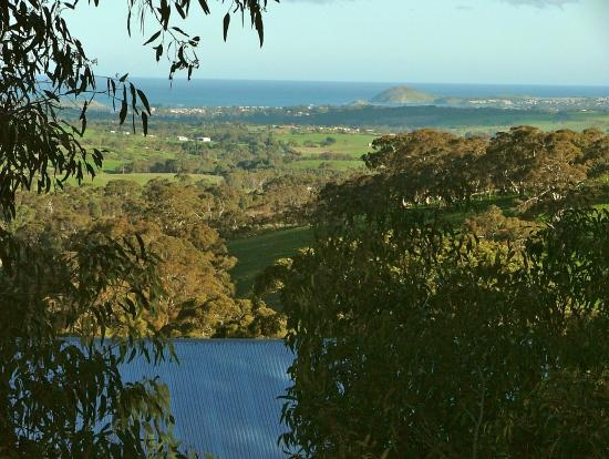 Seascape Retreat: Glorious views from all villas