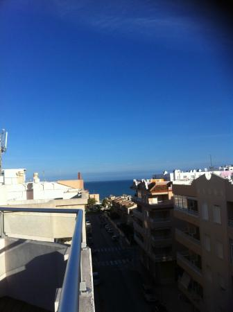 Eden Mar: View from hotel rooftop