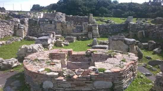 Insediamento Battesimale Paleocristiano di Cornus Columbaris