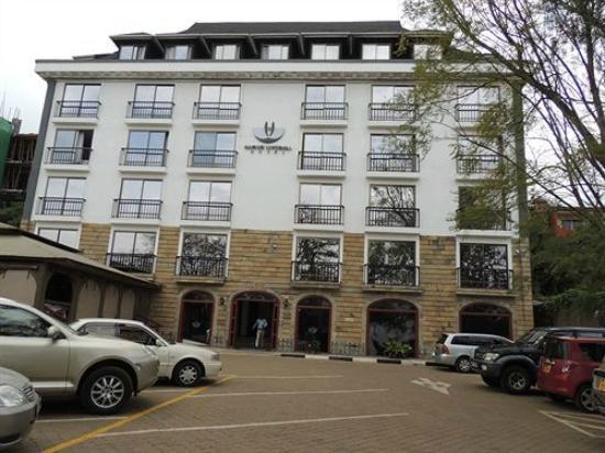 Nairobi Upper Hill Hotel: exterior view