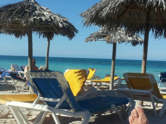 IBEROSTAR Playa Alameda Hotel: spiaggia