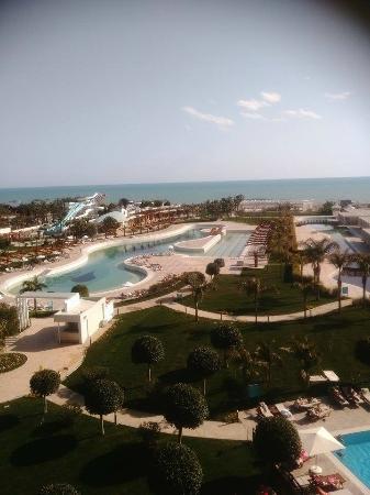 Baia Lara Hotel: manzara