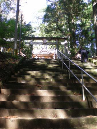 Heitate Shrine : 幣立神宮