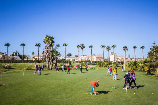 Chiclana Family Golf Park