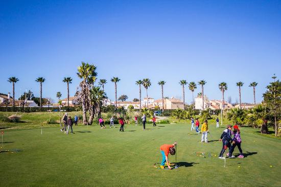 Chiclana Family Golf Park