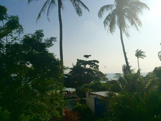 Awe Resort : The mesmerising view from our villa