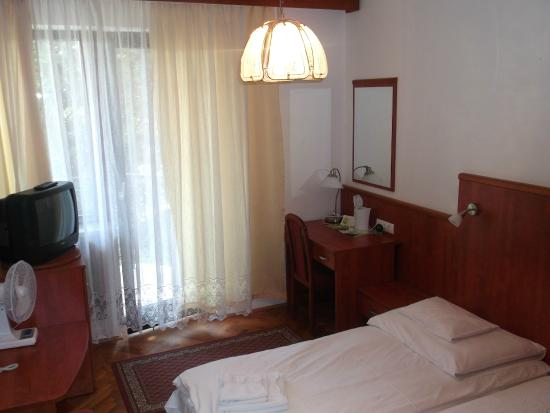 Hotel Pension Helios: Double room