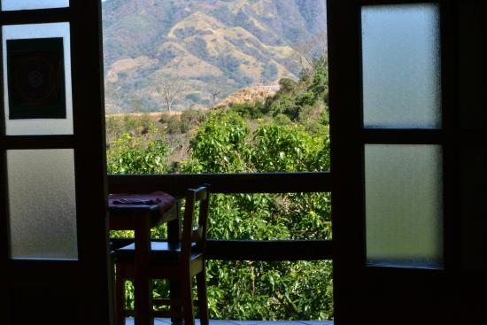 San Pablo, Costa Rica: view from the dining area