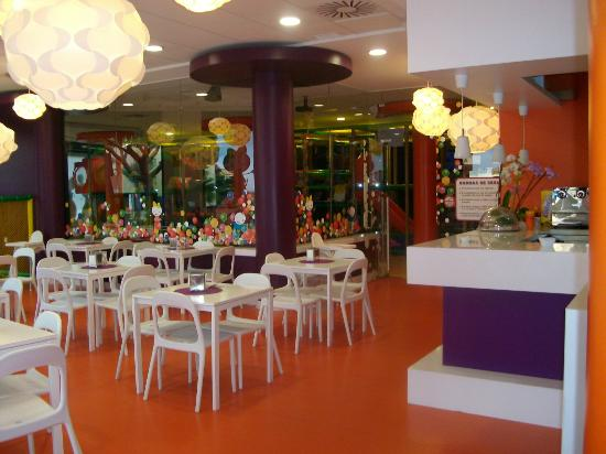 Vera, Spain: cafe- bar