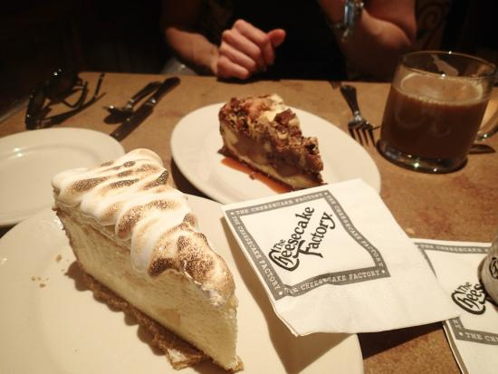 The Cheesecake Factory Best Coconut Grove