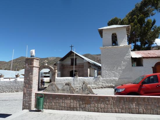Putre Church