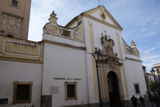 Iglesia de San Andres, Córdoba - Photo de Iglesia de San ...
