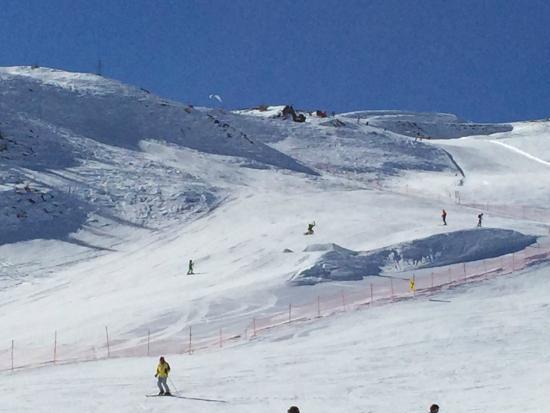 Hotel Sonne Lienz : Very warm and welcoming atmosphere, great skiing possibilities in the neighborhood