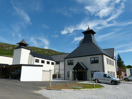 Ardnamurchan Distillery