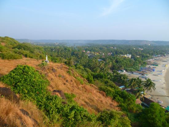 Arambol Mountain