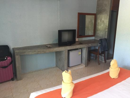 Koh Yao Chukit Dachanan Resort: Chambre
