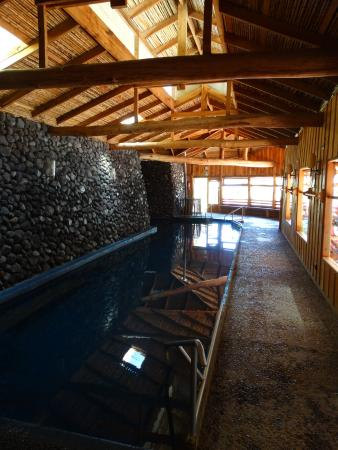 Pucon, Chile: Piscina Interior