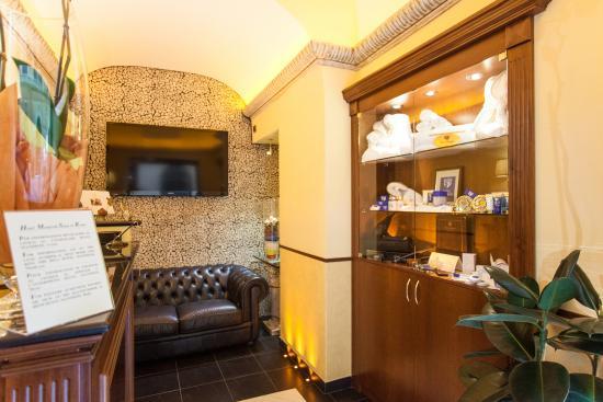 Hotel Manfredi Suite in Rome: Info