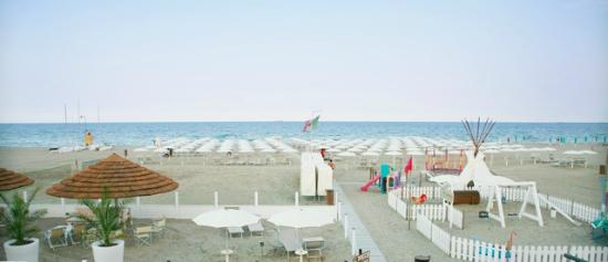 Marina Romea, Włochy: Beach