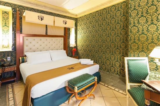 호텔 맨프레디 스위트 인 로마