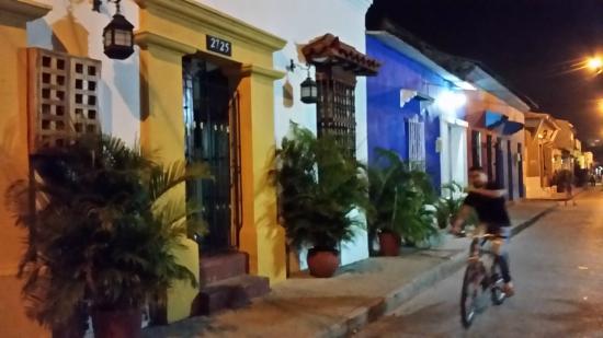 This Is Cartagena : calles del barrio de Getsemani