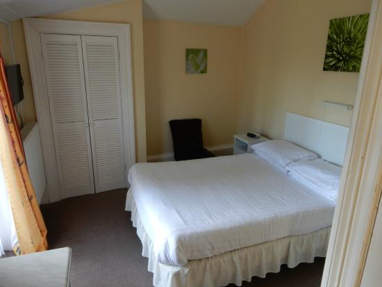 Sidholme Hotel: Our room - simple but sufficient