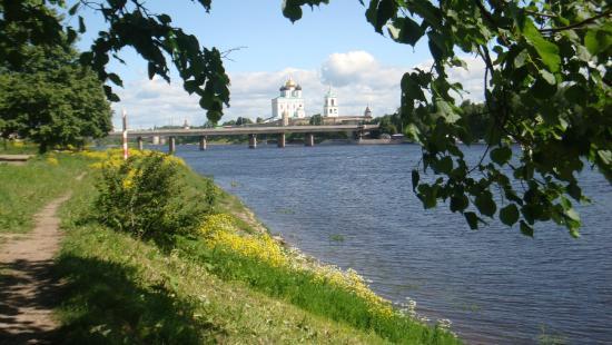 Olginskiy Bridge