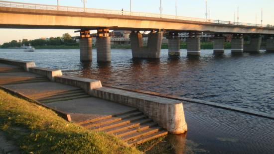 Olginskiy Bridge